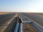 Installation  new Guard-rail