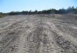 623+00. Расчистка территории от кустарников и удаление плодородного слоя на ПК617+00 по ПК623+00