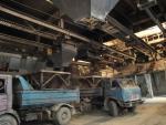 Reinforced concrete product plant