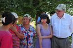 16 августа 2011 г. Встреча группы Всемирного банка  с собственниками в пос. Кажимукан (Обход пос. Темирлан)
