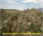 "Contract NCB – 3 Depot - Contractor: ""Axioma Service Contract"" LLP, Kazakhstan"