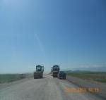 Катки на дороге АКМ Транш3