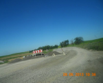Объезд на участке АКМ – Транш 3