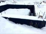 Насосная станция пожаротушения – Боковая обмазочная гидроизоляция