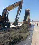 "Tranche 3 on July 2014. Contract007-Contractor: JSC""Cengiz Insaat"", Turkey"