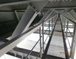 Окраска и подгрунтовка металлических поверхностей нового моста