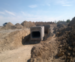 PK572+65 culvert (2x1) in front of Intymak