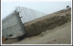 PK 40+20 support #2 Backwall  reinforcement