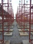 Progress of work of Contracting Company JV Azercorpu-Tepe, lot 7, 2231-674 km. Febrary 2013