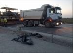 Concrete pavement – Km 102