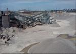 Quarry/crusher plant – Km 50